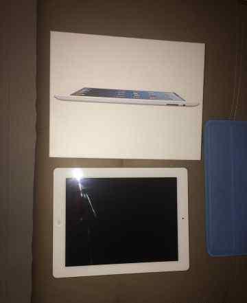 iPad 4 wifi+ cellular 64gb белый