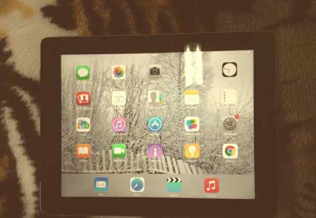 iPad 4 16gb cellular 3g