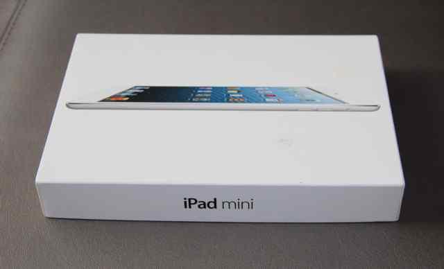 Новый iPad mini Wi-Fi 16GB White