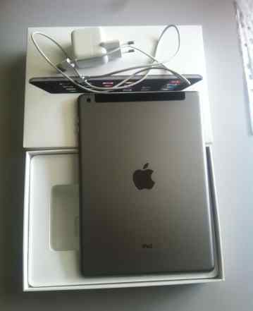 iPad Air 16gb Wi Fi Cellular Space Gray