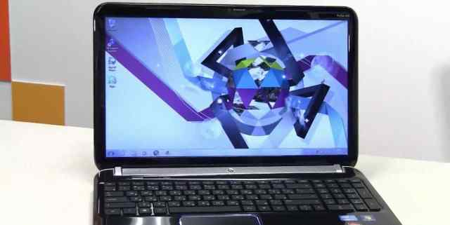 Ноутбук для развлечений HP Pavilion dv6-6b65er