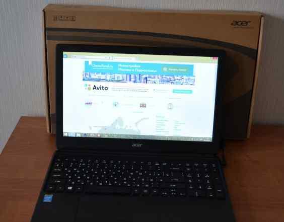 Новый игровой ноутбук Acer
