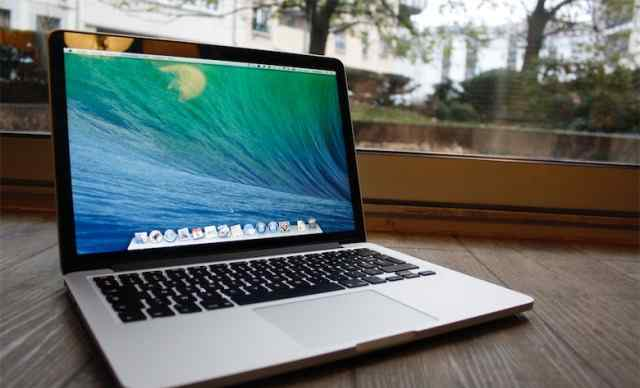 Apple MacBook Pro 13, Retina display, Late 2013
